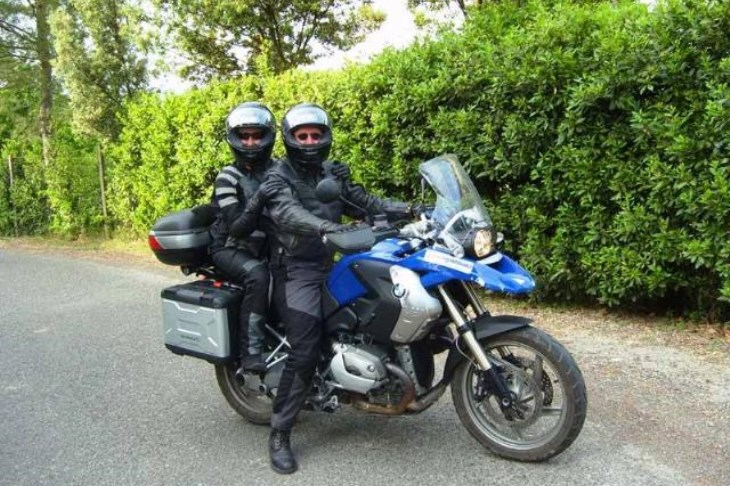 Tour in moto in Toscana